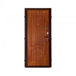 Дверь АНТИК МЕДЬ – БЕРЕЗА ФРЕЗА ст. II
