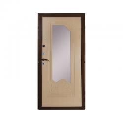 Дверь АНТИК МЕДЬ – ЗЕРКАЛО КЛЕН