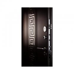 Дверь ГРЕЦИЯ-ХРОМ