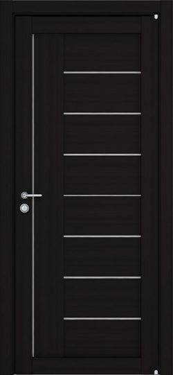 Дверь LIGHT 2110 Шоко велюр