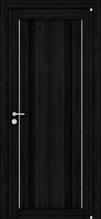 Дверь LIGHT 2190 Шоко велюр