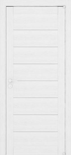 Дверь LIGHT 2126 Белый велюр
