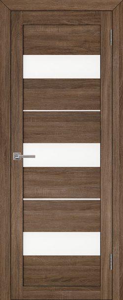 Дверь LIGHT 2126 Серый велюр