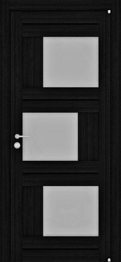 Дверь LIGHT 2181 Шоко велюр