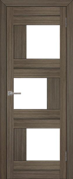 Дверь LIGHT 2181 Велюр графит