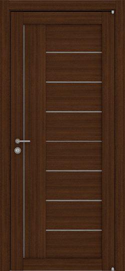 Дверь LIGHT 2110 Орех вельвет
