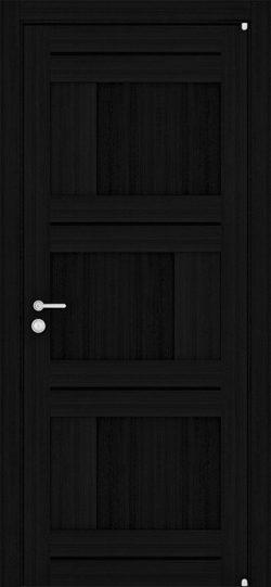 Дверь LIGHT 2180 Шоко велюр