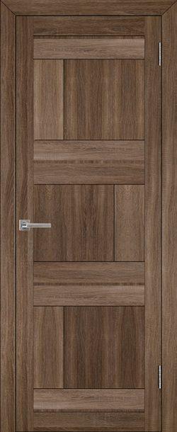 Дверь LIGHT 2180 Серый велюр