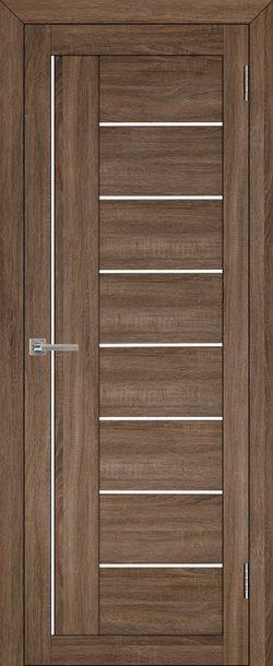 Дверь LIGHT 2110 Серый велюр