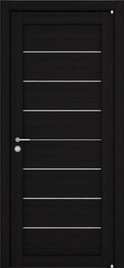 Дверь LIGHT 2125 Шоко велюр