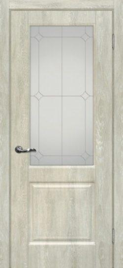 Дверь ПВХ Версаль ДО-1