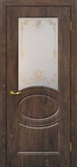 Дверь ПВХ ДО Сиена-2