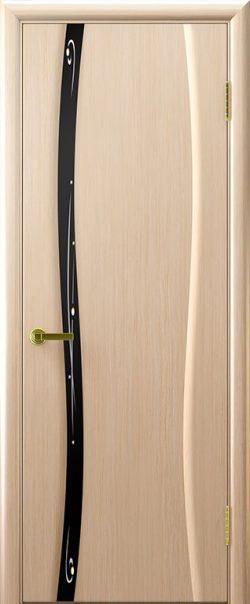 Дверь межкомнатная Диамант 1 Остекленная