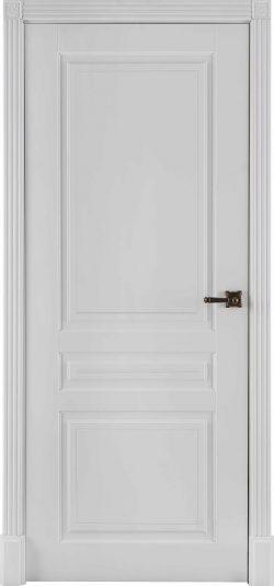 Дверь межкомнатная Турин Эмаль белая Глухая