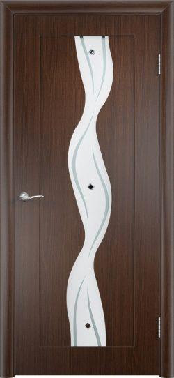 Дверь ПВХ Вираж ДОФ