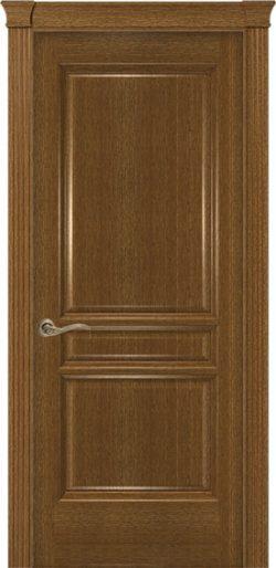 Дверь межкомнатная Кантри тон ольха