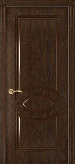 Дверь межкомнатная Престиж тон каштан