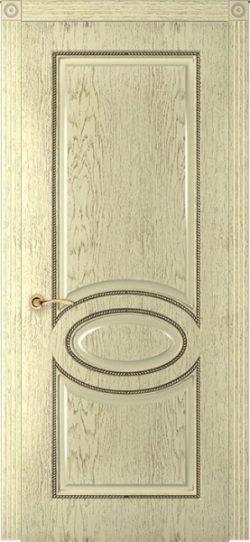 Дверь межкомнатная Престиж тон слоновая кость
