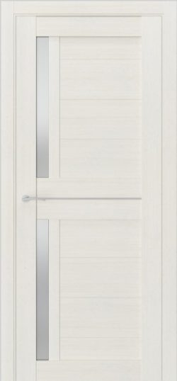 Дверь межкомнатная Q1 лиственница белая