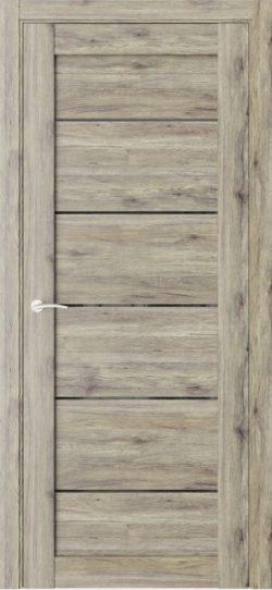 Дверь межкомнатная Q12 дуб эссе