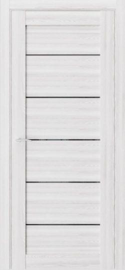 Дверь межкомнатная Q12 клен айс