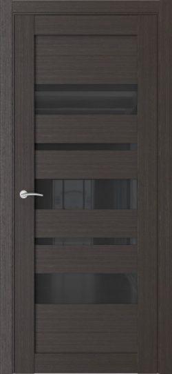Дверь межкомнатная Q13 орех макадамия