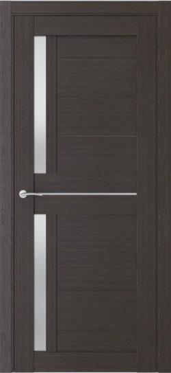Дверь межкомнатная Q1 орех макадамия