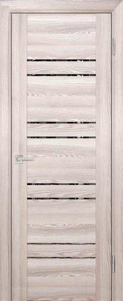 Дверь межкомнатная Q16 клен экрю