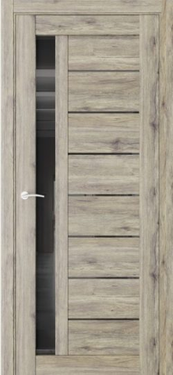 Дверь межкомнатная Q37 дуб эссе