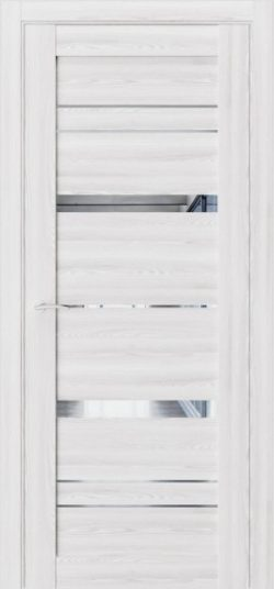 Дверь межкомнатная QZ2 клен айс