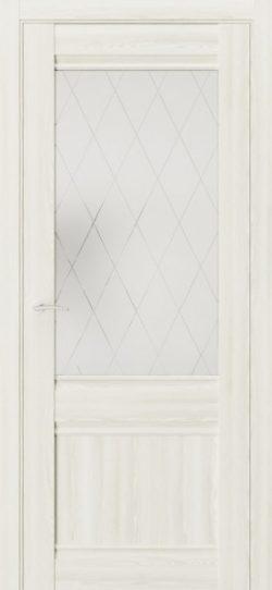 Дверь межкомнатная QS2 клен крем