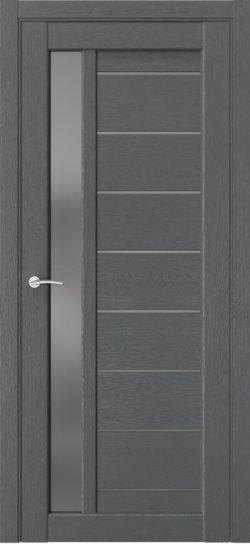 Дверь межкомнатная QX1 сильвер