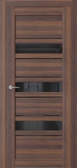 Дверь межкомнатная QX3 дуб торонто