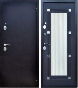 Входная дверь РОСТА NEW венге