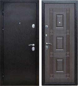 Входная дверь Леда венге