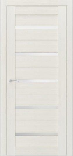 Дверь межкомнатная Q55 лиственница белая
