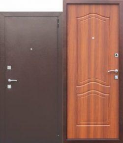 Дверь мет. Dominanta Белый ясень