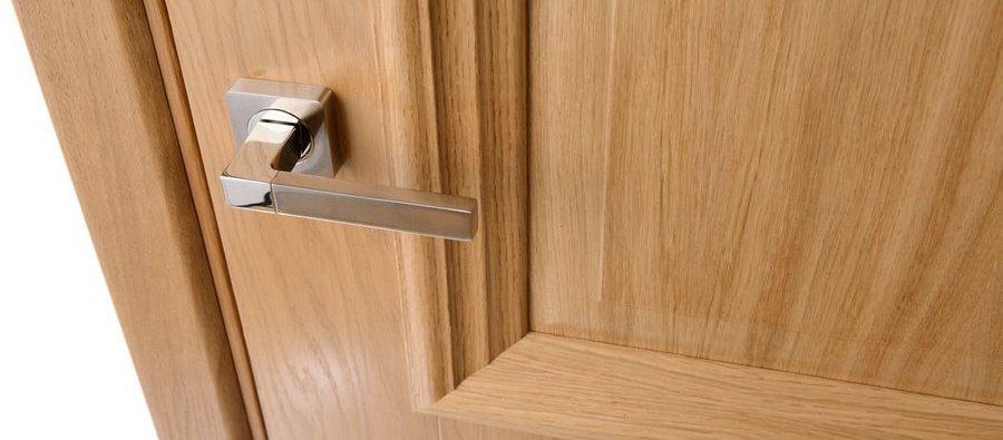 Признаки шпонированных дверей